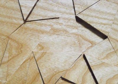Texture Caractères Atelier A.LACKER